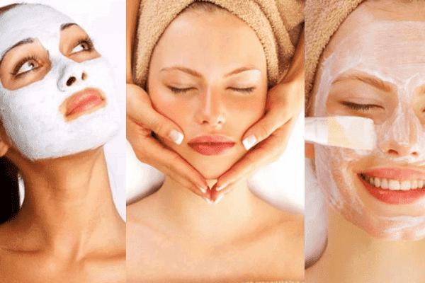 маска для химического пилинга лица в домашних условиях