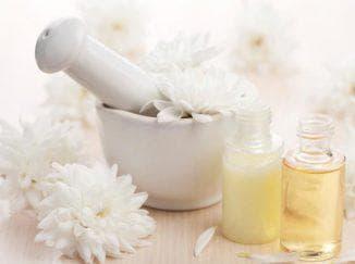 приготовление масок и крема в домашних условиях