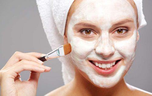 гликолевая маска для лица