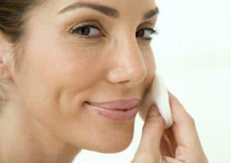 пилинг лица в домашних условиях для жирной кожи