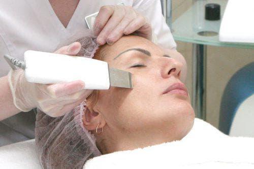 Польза и вред ультразвуковой чистки лица