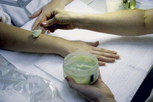 аппаратный пилинг для рук