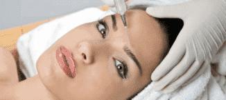 больно ли колоть ботокс в лоб