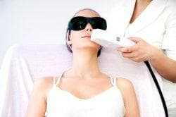 лазерная эпиляция усы