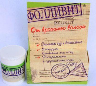 аптечный крем Фолливит