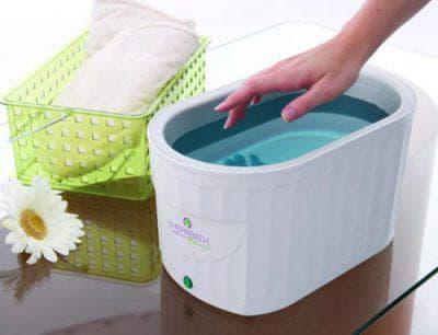 специальная ванночка для рук