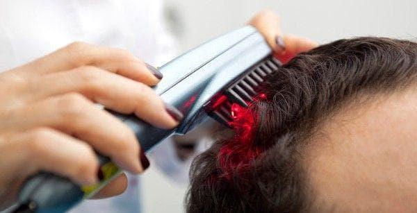 ионофорез волос
