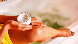 уход за кожей после процедуры эпиляции подмышек