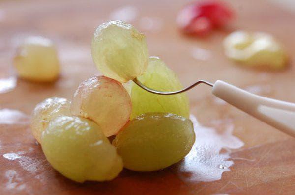 виноград для пилинга