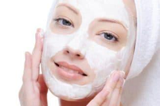подтягивающая маска для лица с крахмалом как ботокс