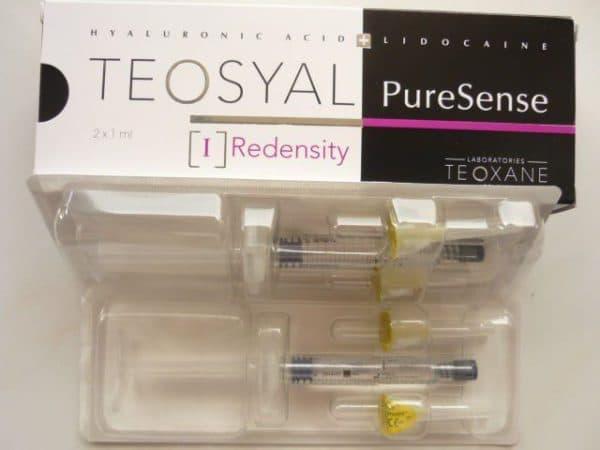 гиалуроновая кислота Teosyal