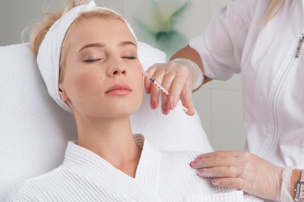 Мезотерапия вокруг глаз: основные области обработки, какие препараты используют от морщин на коже для зоны