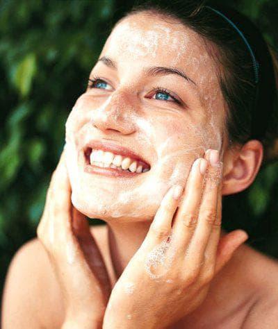 пилинг для сухой кожи