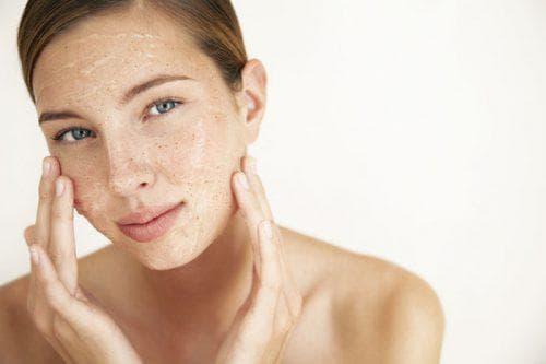 пилинг для лица в домашних условиях для сухой кожи