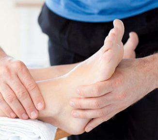 лазерное удаление мозолей на пальцах ног