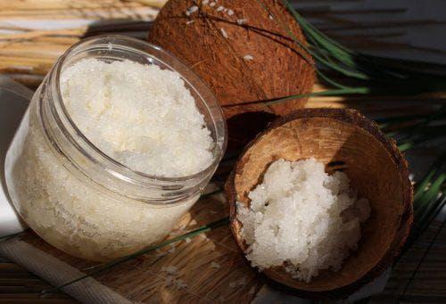 пилинг лица из сахарного песка