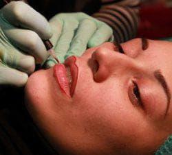 последствия татуаж губ