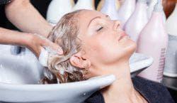 скраб для волос из шампуни
