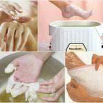 Парафинотерапия: проведение в домашних условиях
